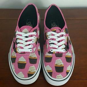 Vans cupcakes - 8